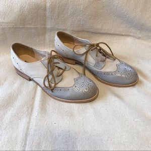 Caterpillar Reegan Oxford Wingtip Dress Shoes